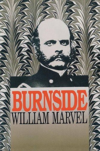 Burnside (Civil War America) (0807819832) by William Marvel