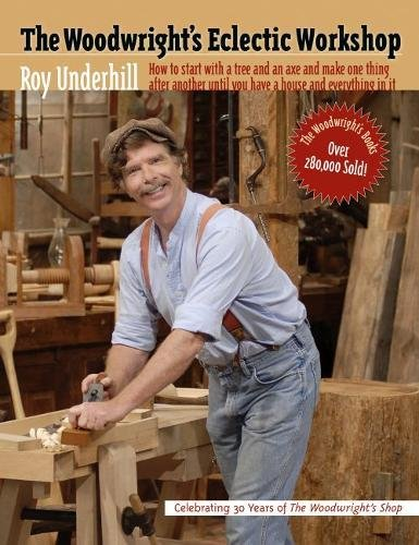 The woodwright's eclectic workshop: Underhill, Roy