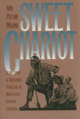 Sweet Chariot.: Malone, Ann Patton