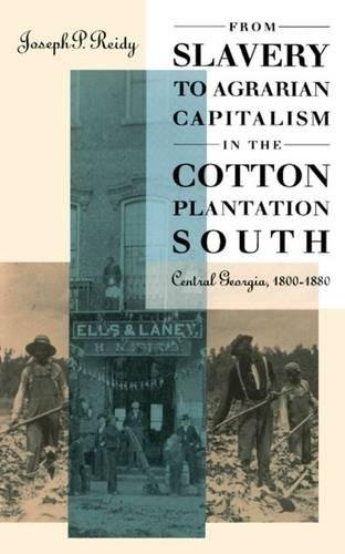 From Slavery to Agrarian Capitalism in the Cotton Plantation South: Central Georgia, 1800-1880 (...