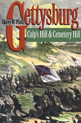 9780807821183: Gettysburg-Culp's Hill and Cemetery Hill