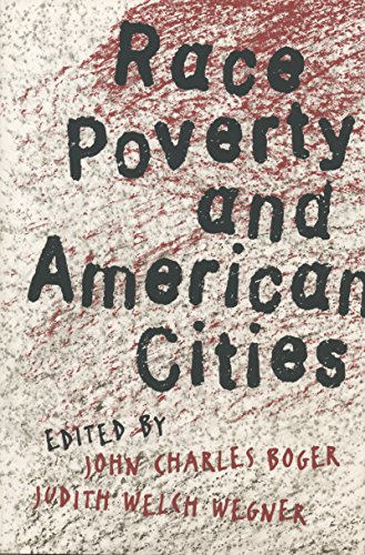 9780807822746: Race, Poverty, and American Cities