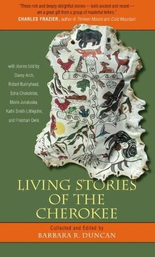 9780807824115: Living Stories of the Cherokee