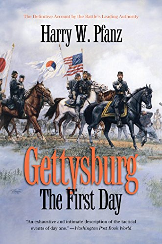 9780807826249: Gettysburg: The First Day