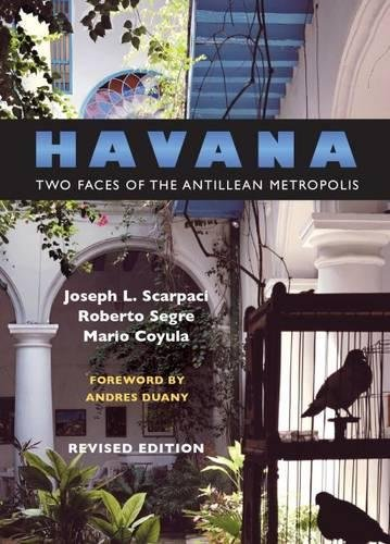 9780807827000: Havana: Two Faces of the Antillean Metropolis
