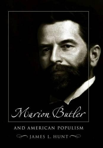 9780807827703: Marion Butler and American Populism