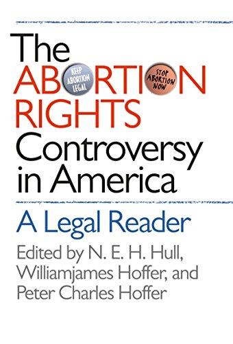 9780807828731: The Abortion Rights Controversy in America: A Legal Reader