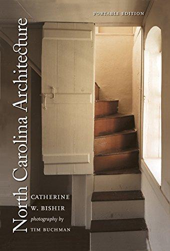 9780807829592: North Carolina Architecture (Richard Hampton Jenrette Series in Architecture and the Decorative Arts)