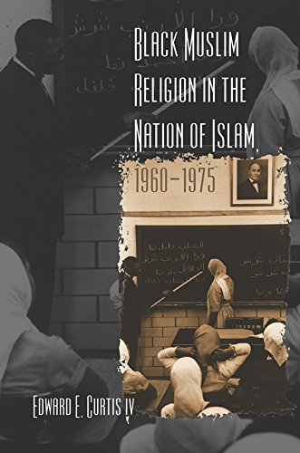 9780807830543: Black Muslim Religion in the Nation of Islam, 1960-1975