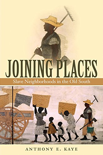9780807831038: Joining Places: Slave Neighborhoods in the Old South (The John Hope Franklin Series in African American History and Culture)