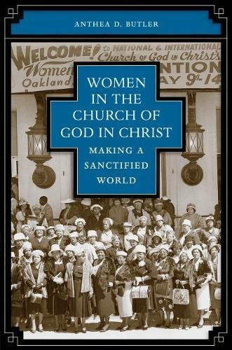9780807831175: Women in the Church of God in Christ: Making a Sanctified World
