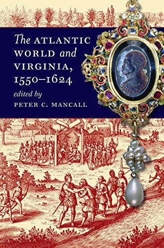 9780807831595: The Atlantic World and Virginia, 1550-1624 (Published for the Omohundro Institute of Early American History and Culture, Williamsburg, Virginia)