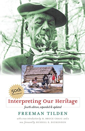9780807831809: Interpreting Our Heritage