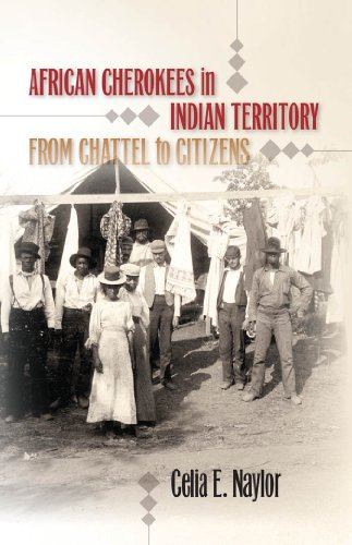 9780807832035: African Cherokees in Indian Territory: From Chattel to Citizens (The John Hope Franklin Series in African American History and Culture)