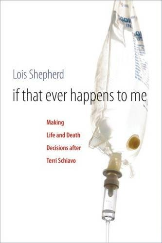 If That Ever Happens to Me: Making: Shepherd, Lois