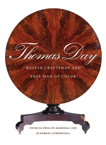 [signed] Thomas Day: Master Craftsman and Free Man of Color