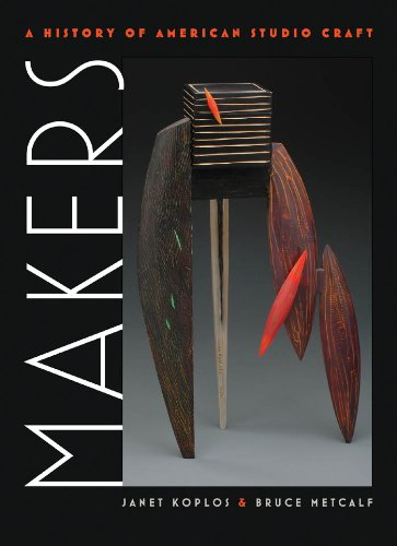 9780807834138: Makers: A History of American Studio Craft