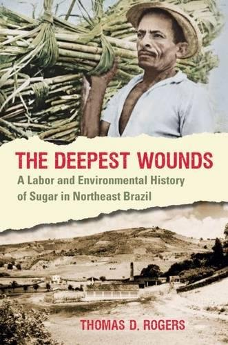9780807834336: The Deepest Wounds: A Labor and Environmental History of Sugar in Northeast Brazil