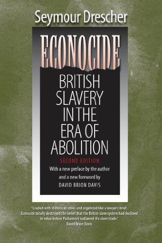 9780807834466: Econocide: British Slavery in the Era of Abolition
