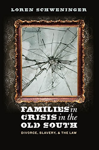 9780807835692: Families in Crisis in the Old South: Divorce, Slavery, and the Law