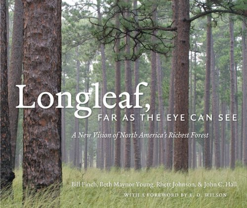 9780807835753: Longleaf, Far as the Eye Can See: A New Vision of North America's Richest Forest