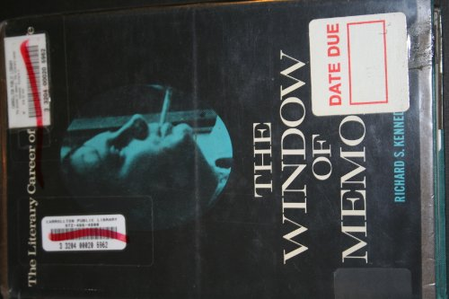 The Window of Memory: The Literary Career of Thomas Wolfe (Chapel Hill Books) (0807840300) by Kennedy, Richard S.
