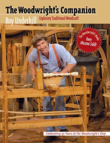 9780807840955: The Woodwright's Companion: Exploring Traditional Woodcraft