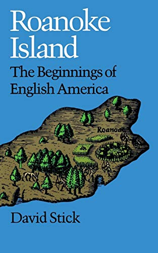 9780807841105: Roanoke Island: The Beginnings of English America