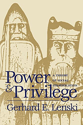 9780807841198: Power and Privilege: A Theory of Social Stratification