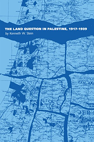 9780807841785: The Land Question in Palestine, 1917-1939