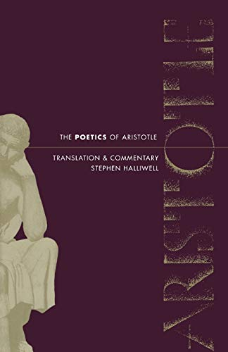 9780807842034: The Poetics of Aristotle: Translation and Commentary