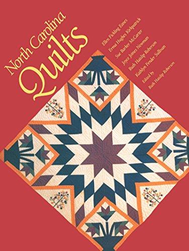 9780807842348: North Carolina Quilts