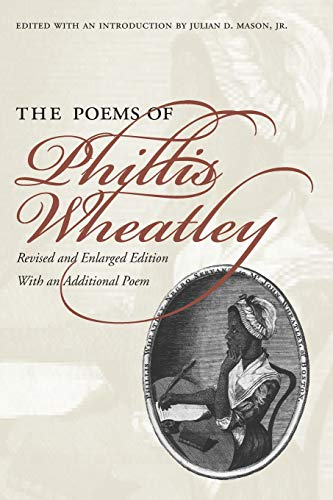 9780807842454: Poems of Phillis Wheatley