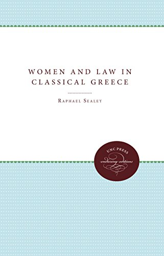 9780807842621: Women and Law in Classical Greece