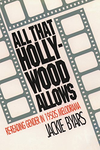 9780807843123: All That Hollywood Allows: Re-Reading Gender in 1950s Melodrama
