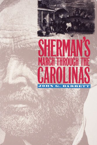 Sherman's March Through the Carolinas: John Gilchrist Barrett;