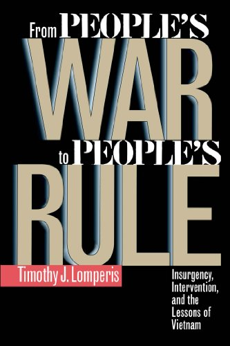 9780807845776: From People's War to People's Rule: Insurgency, Intervention, and the Lessons of Vietnam