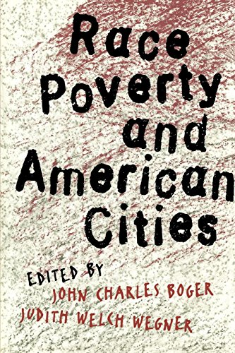 9780807845783: Race, Poverty, and American Cities