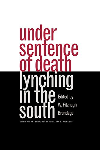 9780807846360: Under Sentence of Death: Lynching in the South