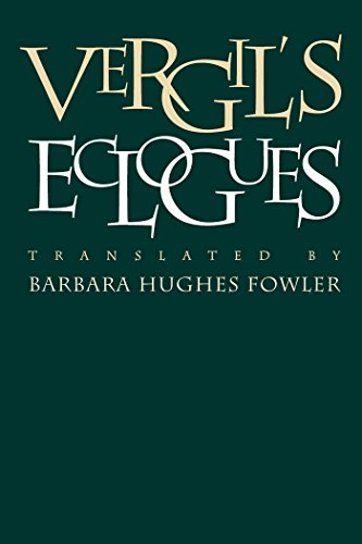 9780807846537: Vergil's Eclogues (Political Science; 62)