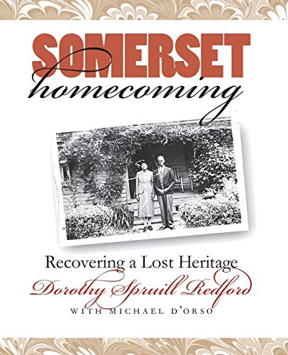 9780807848432: Somerset Homecoming: Recovering a Lost Heritage