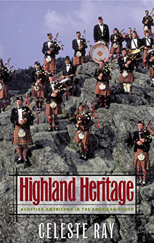 9780807849132: Highland Heritage: Scottish Americans in the American South