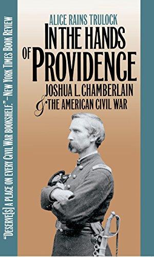 In the Hands of Providence: Joshua L.: Alice Rains Trulock