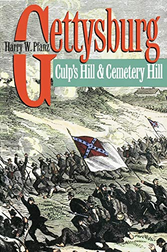9780807849965: Gettysburg-Culp's Hill and Cemetery Hill
