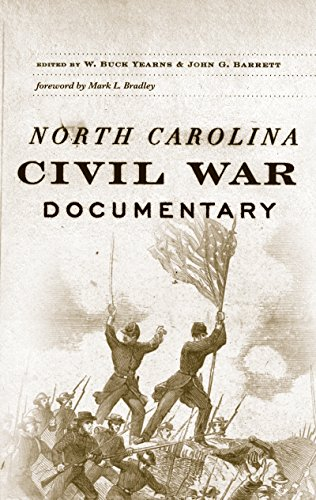 9780807853580: North Carolina Civil War Documentary