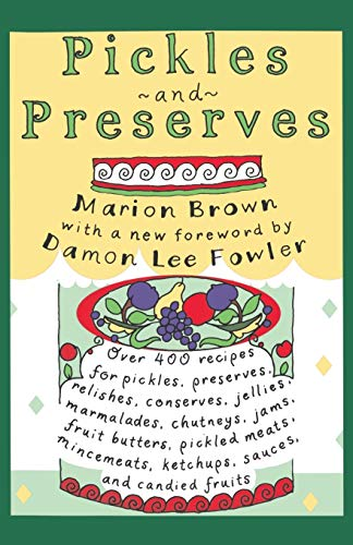 Pickles and Preserves (0807854182) by Marion Brown