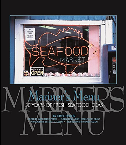 9780807855133: Mariner's Menu: 30 Years of Fresh Seafood Ideas (Distributed for North Carolina Sea Grant)