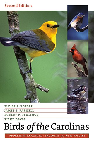 9780807856710: Birds of the Carolinas