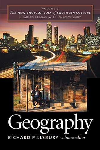 9780807856819: The New Encyclopedia of Southern Culture: Volume 2: Geography