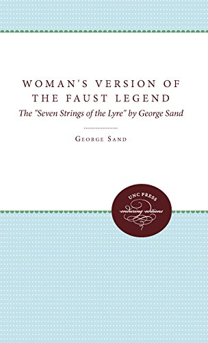 9780807857397: A Woman's Version of the Faust Legend: The Seven Strings of the Lyre